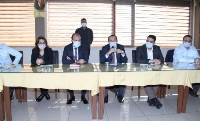 Urfa'da 'anne ölümleri' için önemli toplantı