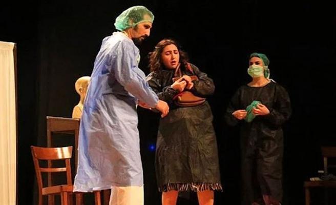Kürtçe tiyatro oyunu Şanlıurfa'da yasaklandı