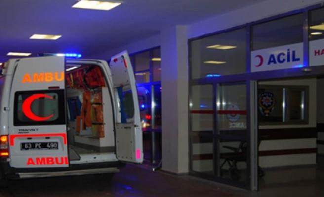 Şanlıurfa'da araçlar çarpıştı: 4 yaralı