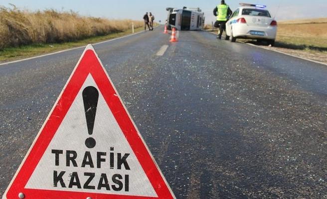 Son 10 ayda 306 bin trafik kazası yaşandı