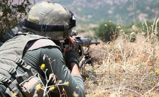 Urfa sınırında 6 terörist etkisiz hale getirildi