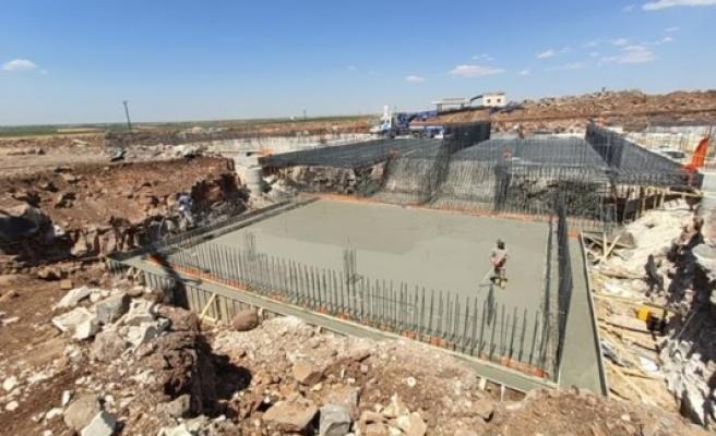 Viranşehir'de içme suyu çalışmaları devam ediyor