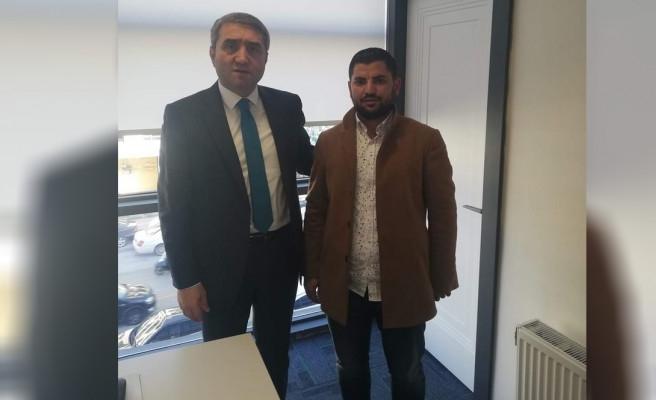 Gelecek Partisi Viranşehir İlçe Başkanı istifa etti!