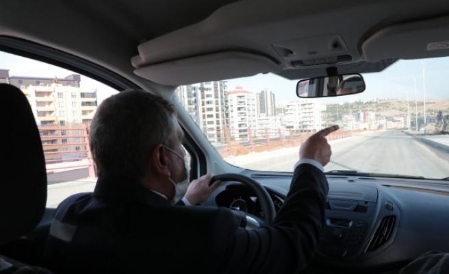 Beyazgül'den Çevik Kuvvet Kavşağı açıklaması: Yollar açıldı!