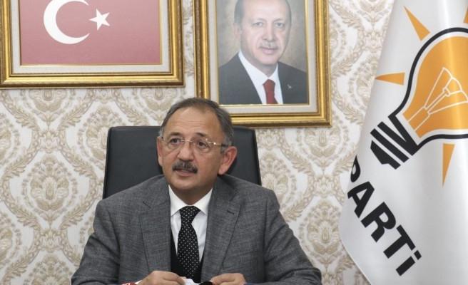 AK Partili Mehmet Özhaseki koronavirüse yakalandı!