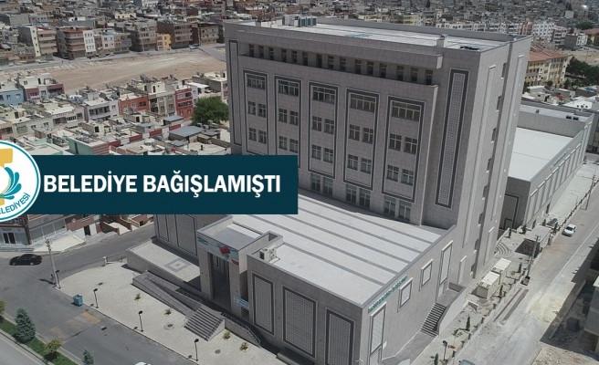 Urfa'da hastane binası hazır ama Ankara'dan adım yok!