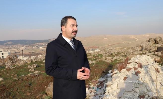 Karaköprü'ye yarı olimpik kapalı yüzme havuzu kazandırılıyor