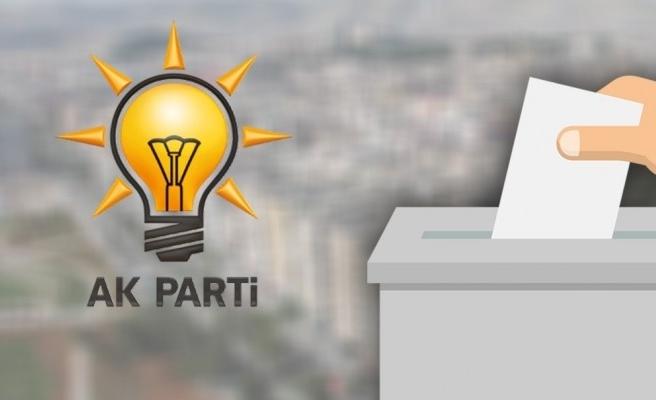 AK Parti kongrelerine 'korona' düzenlemesi