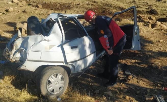 GAP Havalimanı yakınlarında kaza: Ölü ve yaralılar var