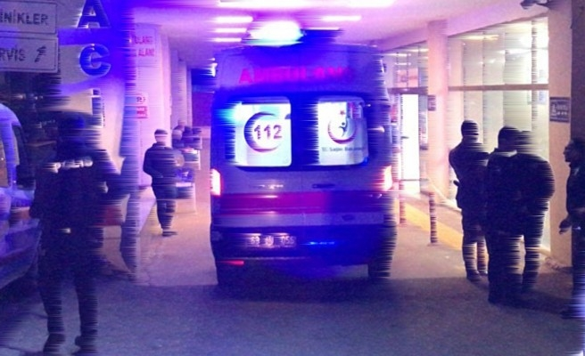 Siverek Belediyesi'nde silahlı saldırı! 1 yaralı