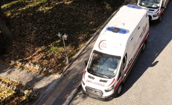 Şanlıurfa'ya 38 adet ambulans getiriliyor