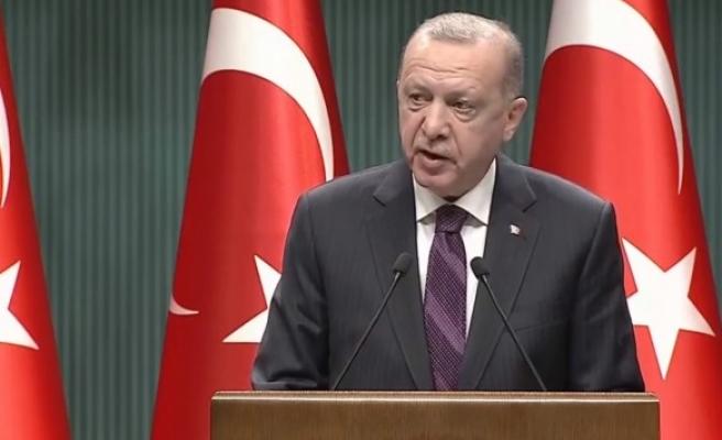 Erdoğan'dan son dakika 'uzaktan eğitim' açıklaması