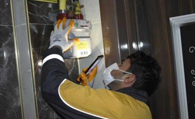 Urfa'da doğal gaz kontrolleri sürüyor