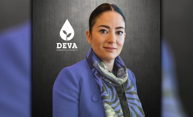 Essum Aslan, DEVA Partisinin Yönetim Kurulu listesinde yer aldı