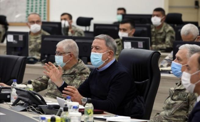 Milli Savunma Bakanı Şanlıurfa'da konuştu: Başarılı sonuçlar elde ettik