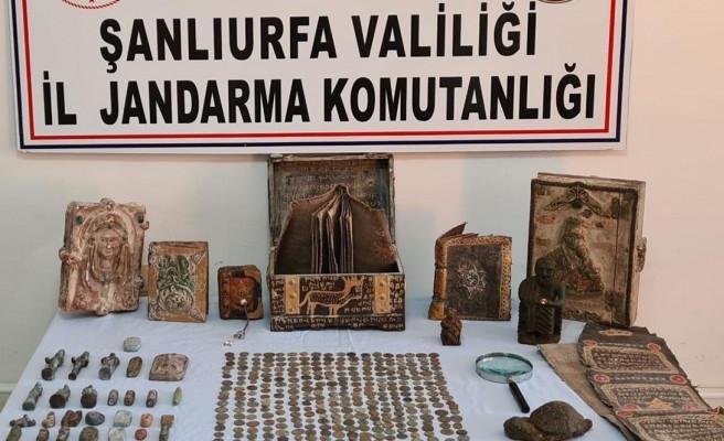 Eyyübiye'de bir evde operasyon: 4 gözaltı