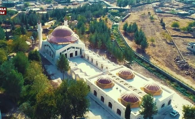 Eyyüpnebi Camii ve Külliyesi tamamlandı