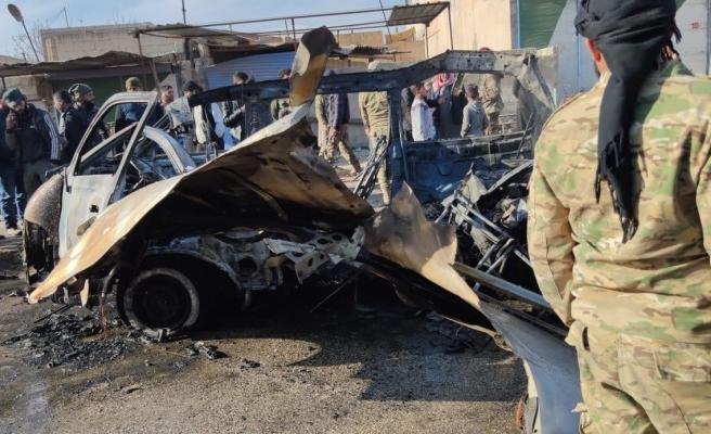 Valilik, Resulayn'daki patlamaya ilişkin açıklama yaptı (EK)