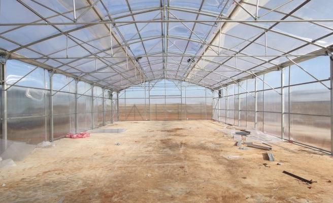Urfa'da hibe ile kurulacak: Temeli atıldı