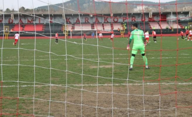 Karaköprü'den gol üstüne gol: 4-0 yendi