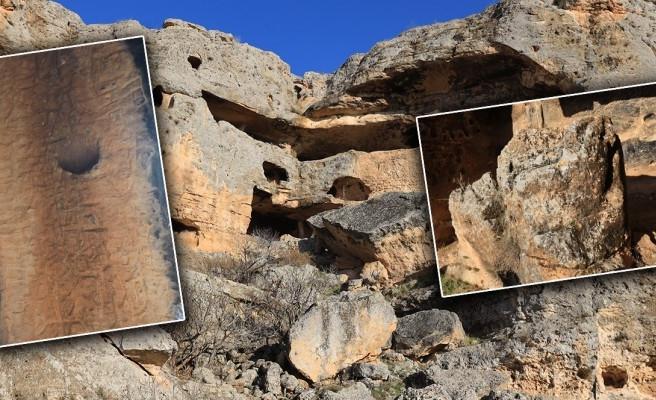 Urfa'da keşfedilmeyi bekleyen tarih: İnik Mağaraları