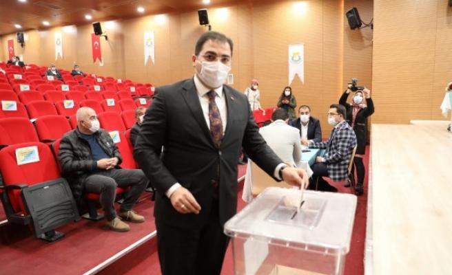 Haliliye Meclisinde Denetim Komisyonu üyeleri seçildi!
