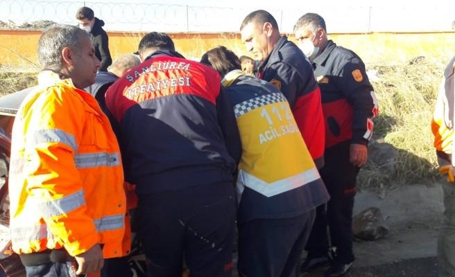 Gaziantep yolunda kaza: 2 yaralı