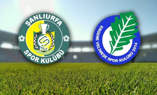 Urfaspor ilk yarının son maçına çıkacak