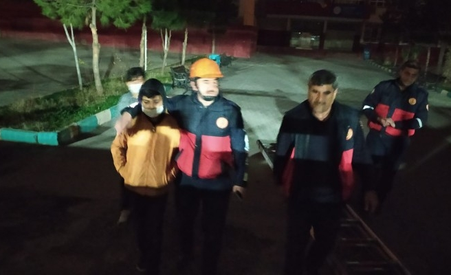 Şanlıurfa'da öğrenci kurtarma operasyonu!