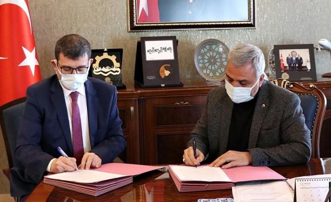 ŞUTSO ve Halk Bank arasında protokol imzalandı