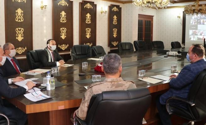 Urfa'da kritik görüşme: İl Pandemi Kurulu toplandı