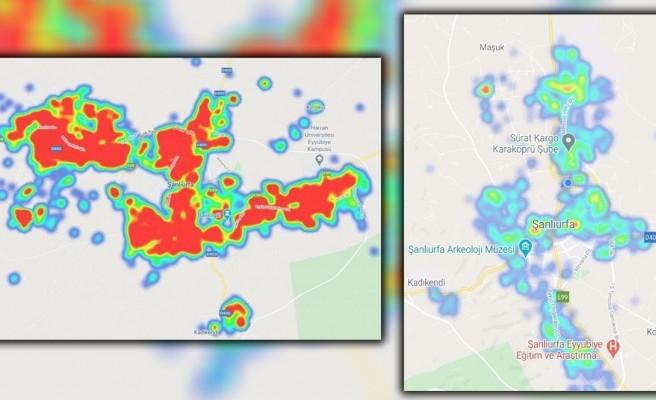 Urfa'da vaka sayısı düşüyor, vefat artıyor