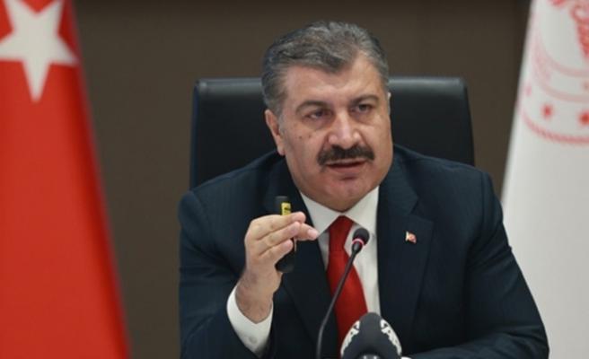 Sağlık Bakanı: Ağır hasta sayısında azalma devam ediyor