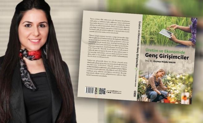 Zeynep Müjde Sakar'ın yeni kitabı çıktı