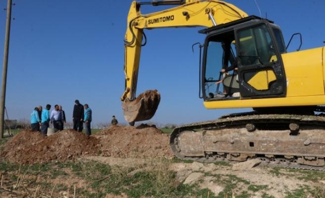 Urfa'da altyapı sorunları çözüme kavuşuyor!