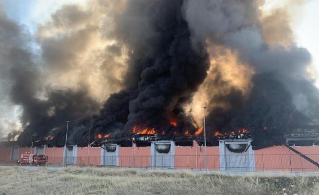 Üniversitedeki yangınla ilgili 'önlem alınmadı' iddiası