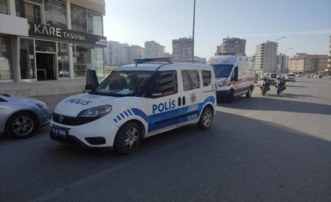 Urfa'da sağlık çalışanlarını tehdit eden şahıs kaçtı