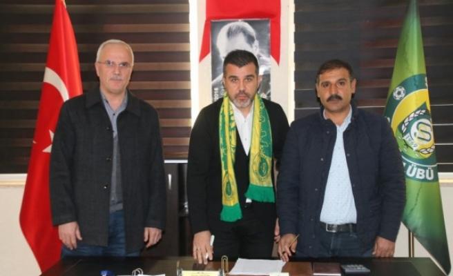 Şanlıurfaspor teknik direktörü istifa etti!