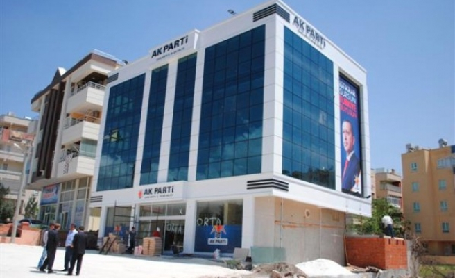 AK Parti Haliliye İlçe Başkanlığı için 6 isim başvurdu