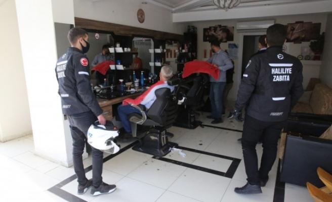 Haliliye'de 197 işyeri denetlendi
