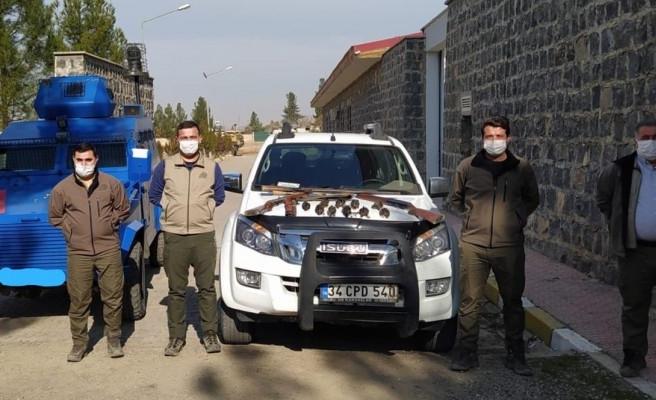 Kaçak avcılara geçit yok: TİGEM'de yakaladılar