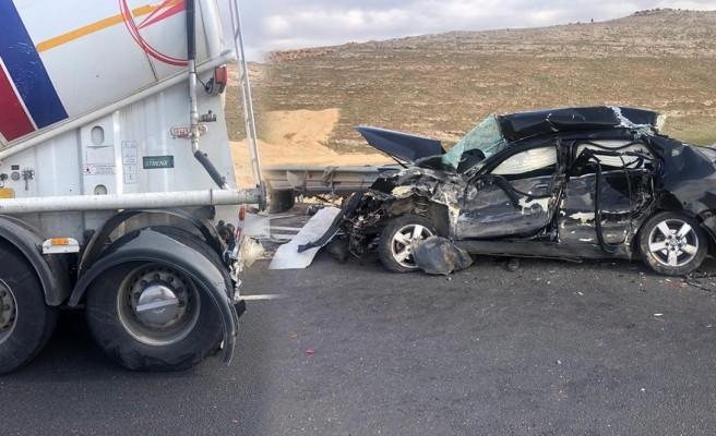 Urfa'da feci kaza: 2 kişi hayatını kaybetti