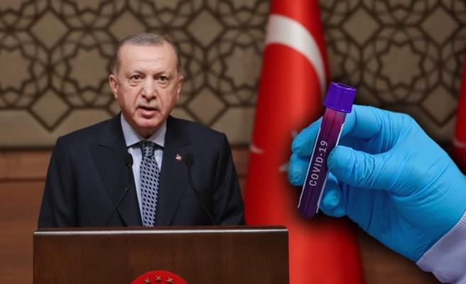 Cumhurbaşkanı Erdoğan da aşı oldu