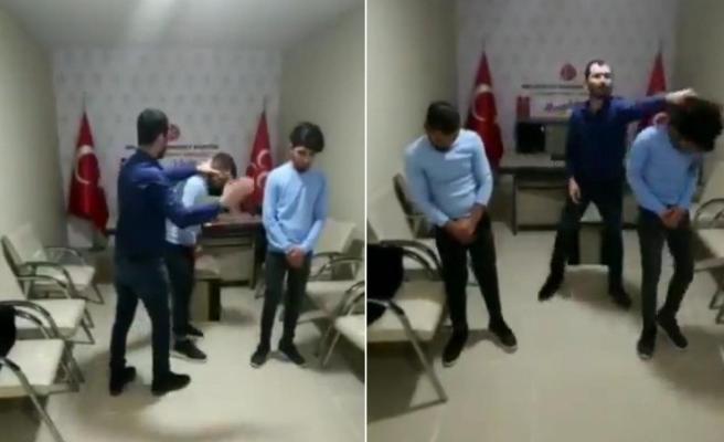 Baydemir videosu çeken gençler MHP binasında dayak yedi