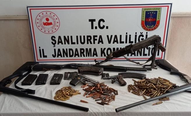 Şanlıurfa'da kaçakçılık operasyonu: 1 gözaltı!