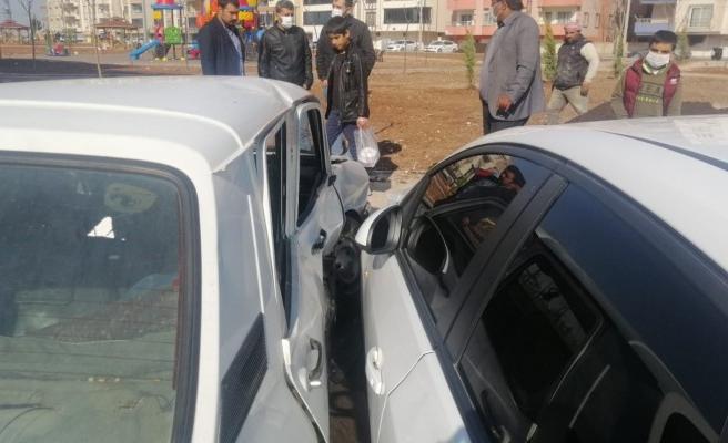 Viranşehir'de trafik kazası: 2 yaralı