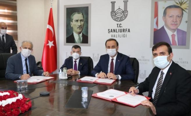 HRÜ ile Milli Eğitim Müdürlüğü arasında protokol imzalandı