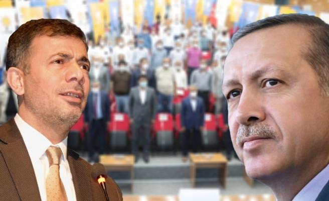 AK Parti Şanlıurfa'da geri sayım başladı