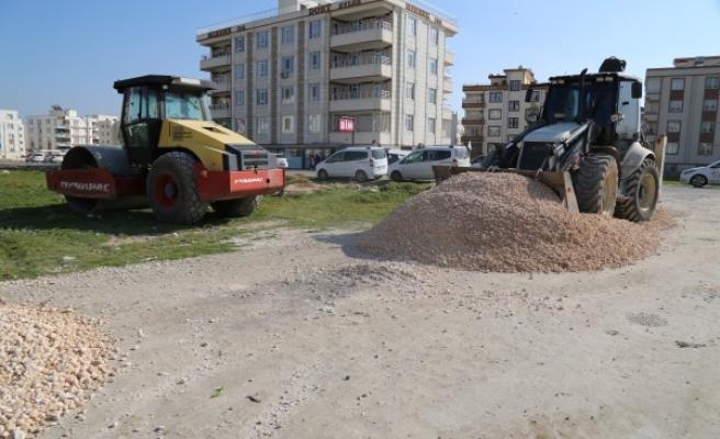 Haliliye'nin 8 mahallesinde üst yapı çalışmaları sürüyor