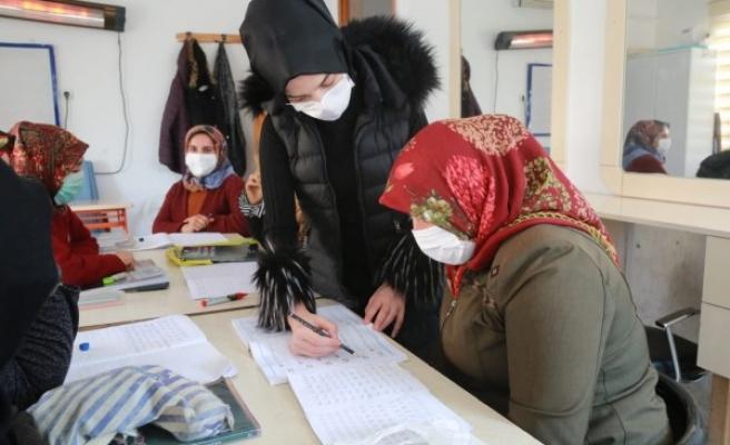 Eyyübiye'de kadınlar sosyal aktivitelere katılıyor